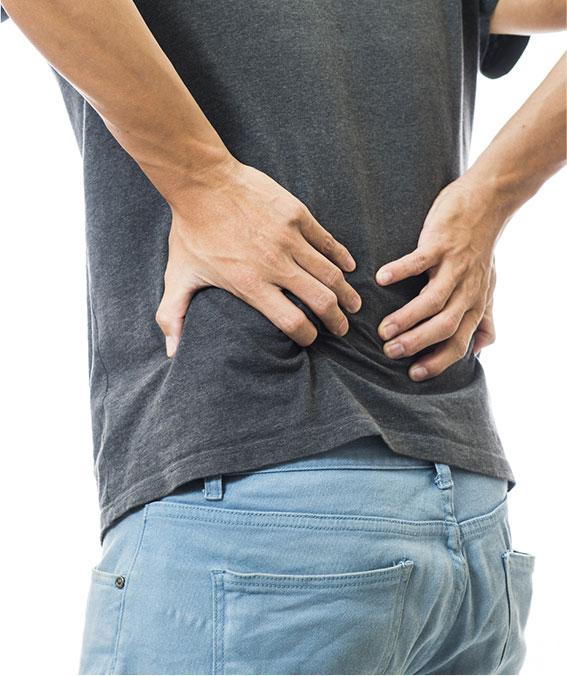 バーナー症候群の症状と治療および予防法