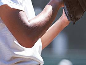 野球肘の症状と治療および予防法