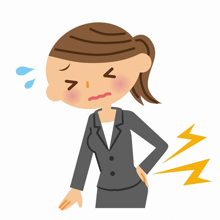 梨状筋症候群の症状と治療および予防法