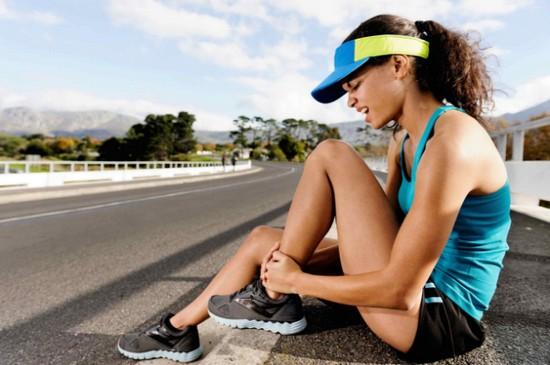 疲労骨折の症状と治療および予防法